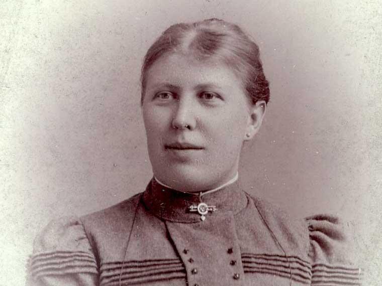 Die Gründerin Babette Schüle