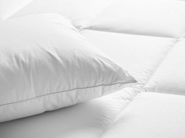 Bettenreinigung bei Güthler, Feder- und Synthetikbetten