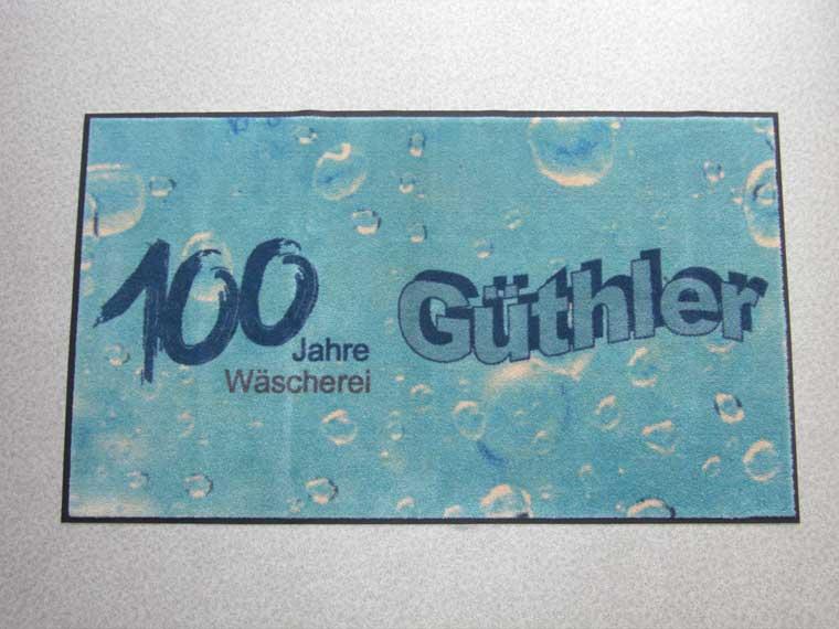 Logo-Matte Güthler