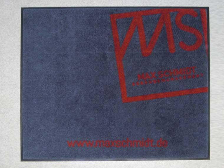 Logo-Matte Max Schmid