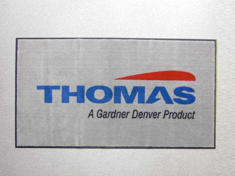 Logo-Matte Gardner Denver