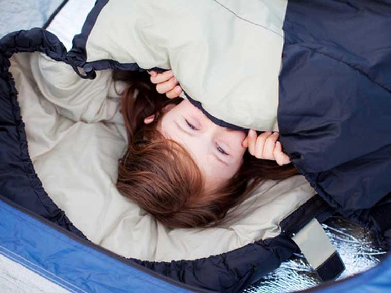 Bettenreinigung bei Güthler, Schlafsäcke